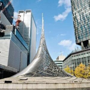 【悲報】名古屋駅前のあの謎のモニュメント『飛翔』、撤去されることが決定