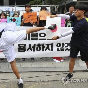 【速報】韓国兄さん「米国か中国か、選ぶのは我々だ」 倭猿よ、これが独立国だ