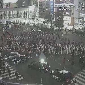 【速報】渋谷、逝く