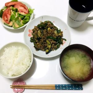 6/30(水)の晩ごはん/無理ゲー
