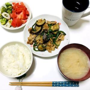 7/16(金)の晩ごはん/野菜消費