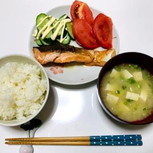 7/20(火)の晩ごはん/がんばる!