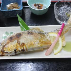 付知川のメガ鮎が食べられる料理店