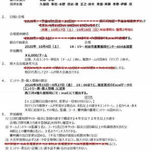2020年度 第2回 OKAYA CUP 愛知県ユースU-10サッカー西三河地区大会【組合せ】