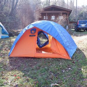 こだわりの山道具 ダンロップ テント