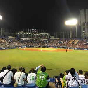 9/4 広島戦○ スーパースター山田哲と新スーパースター村上