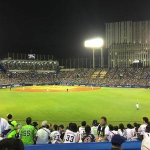 神宮球場へ行こう!〜座席ガイド【外野B】