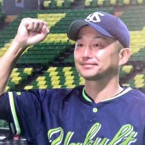 6/11 ソフトバンク戦○ 虎の子の1点を完封リレーで守り抜き、石川2勝目!