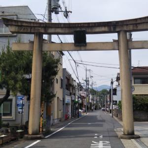 史跡木嶋神社を散策~蚕ノ社