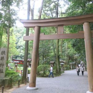 狭井神社へ~大神神社