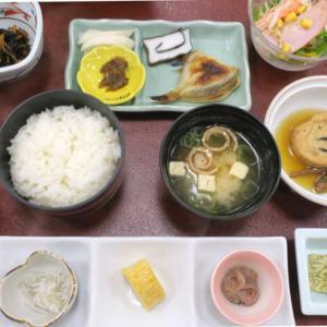 朝食と散策~宇奈月温泉