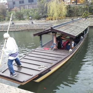 三十石舟~伏見