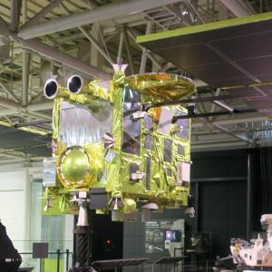 衛星とはやぶさ2~かかみがはら航空宇宙博物館④