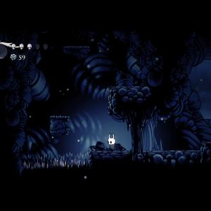 Hollow Knight冒険日記 ⊹その2・針山怖い⊹