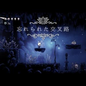 Hollow Knight冒険日記 ⊹その4・迷子と地図屋さん⊹