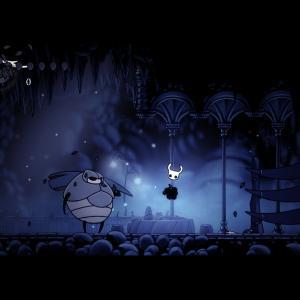 Hollow Knight冒険日記 ⊹その7・卑怯な手でも勝てばいい⊹