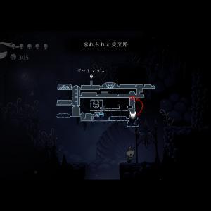 【PC版】Hollow Knight再冒険 ⊹2日目:ショトカを開通しに行く。⊹