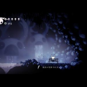 【PC版】Hollow Knight再冒険 ⊹3日目:忘れられた交叉路のボスさん達⊹