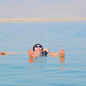 ヨルダン旅行~死海~