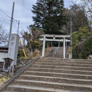 七福神巡り⑥西宮神社〈恵比寿神〉~栃木県足利市~