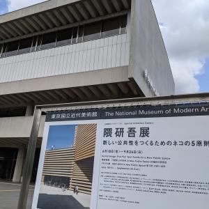 観光施設でVRを初体験~東京国立近代美術館の隈研吾展にて~