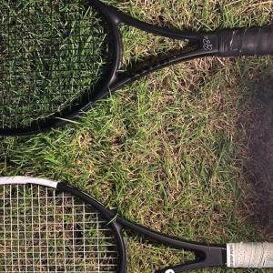 ガットを張り直しただけなのに、新しいラケットを手に入れた気持ちになれる