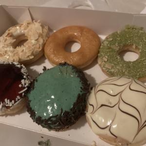 選ぶのが楽しいドーナツ屋さん@J.CO Donuts&Coffee