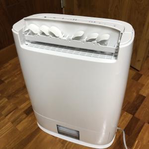 除湿機は1年中ずーっと必要。加湿器は冬に。クーラーだけは不要です。  根室半島 北海道