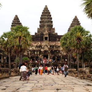 カンボジア-タイ旅行予定立案 ~勝手に1人で行ってくるよ!?~