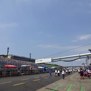 全日本ロードレース2019 第5戦 in ツインリンクもてぎ@その5。