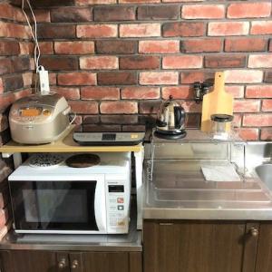 キッチンの備品