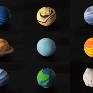 恒星の位置は、星座早見を見ればわかるけど、土星や木星などの惑星はどこ?簡単に調べられるサイトがあります!
