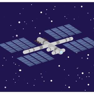 子どもと天体観測!ISS「国際宇宙ステーション」を肉眼や双眼鏡で簡単に観察する方法!