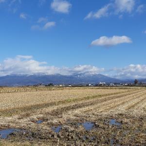 会津西部地方 雪の便り
