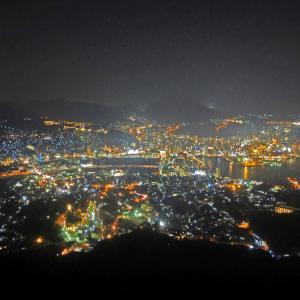 長崎 稲佐山からの夜景