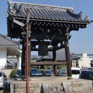 京都の本禅寺の本堂は全体を白漆喰で化粧して姫路城を思わせます
