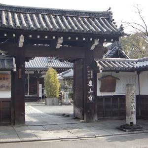 京都の蘆山寺には世界的な女流作家「紫式部」の邸宅跡がありました