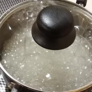 夕食を作る