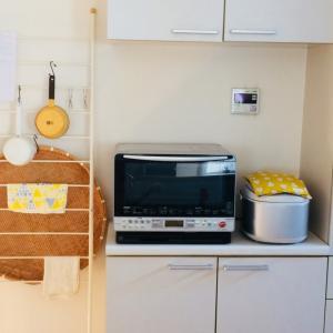 楽な台所~弱火で夕食を作りながら、別の家事をする