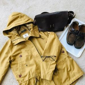 少ない服で暮らす⑤~秋冬はアウターと靴できまる