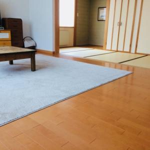 楽な掃除機~なるべく何も置かない床にする