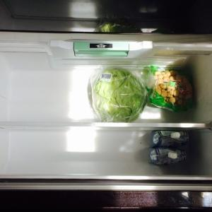 年末こそ冷蔵庫の使い切り