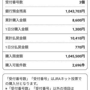 ★10月19日&20日&21日【PAT照会画像付き】