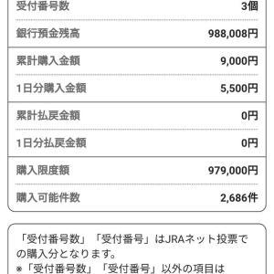★4月18日・19日結果【PAT照会画像付】