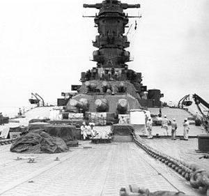 不沈戦艦「武蔵」シブヤン海に沈む 1944年10月24日