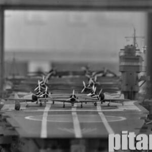 #6 宮城県護国神社 英霊顕彰館の空母飛龍 11月20日撮影