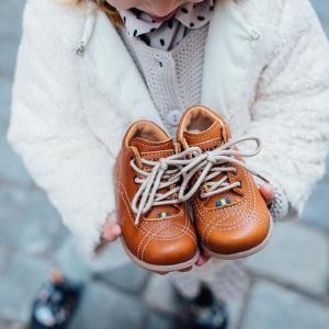 【ファッション】スウェーデンで大人気の子ども靴ブランド。