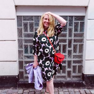 【ファッション】Marimekkoをオシャレに着こなすスウェーデン人