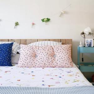 【インテリア】チャーミングすぎる、ベッド七変化