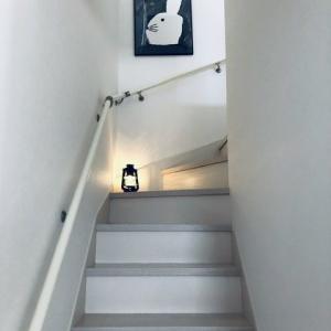 【賃貸インテリア】我が家のココ好き -階段編-